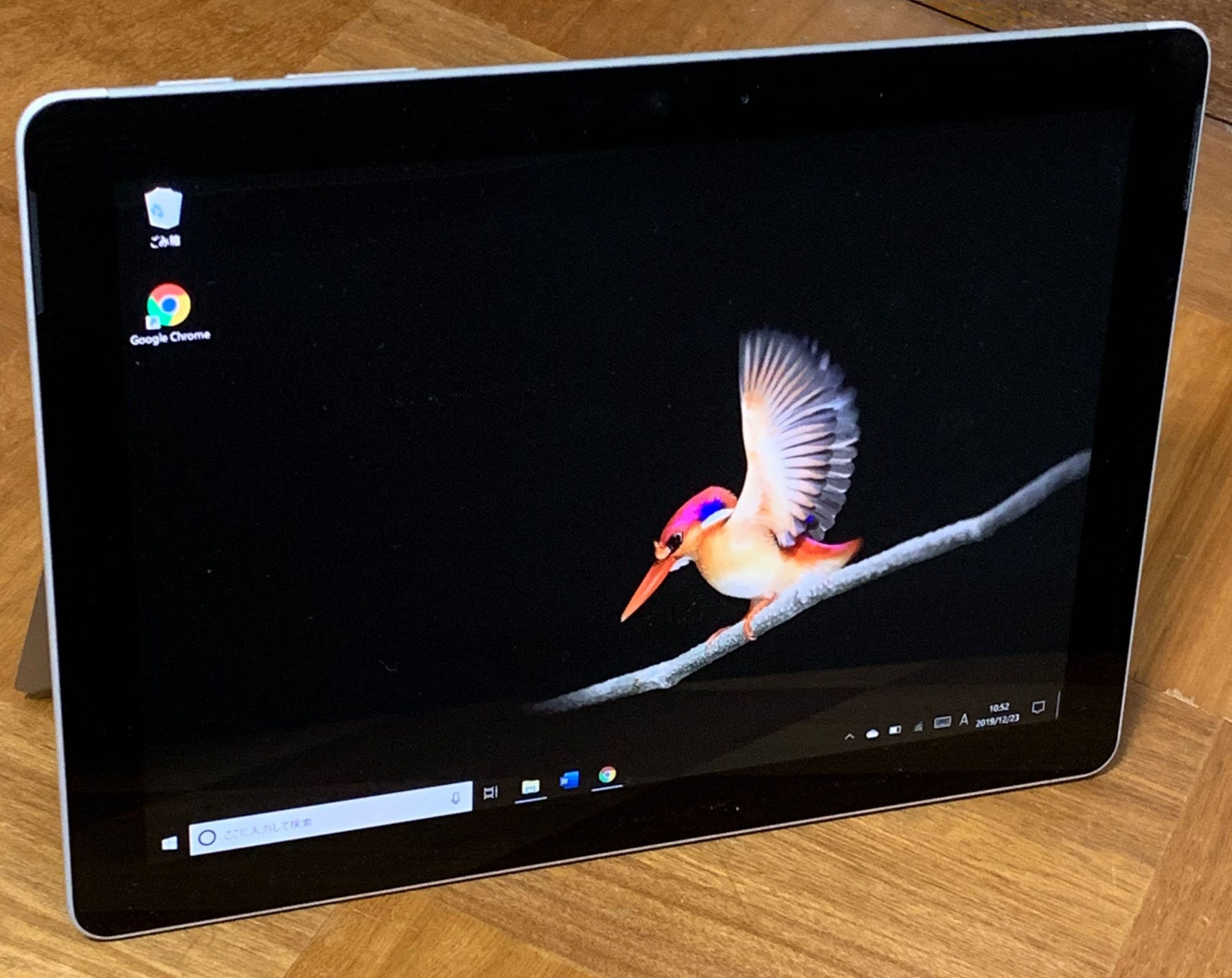 surface goタブレット